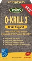 Омега 3 +Куркумин +витамины В для поддержки мозга и сердца! Масло Криля необходимо в любом возрасте. 60 капсул
